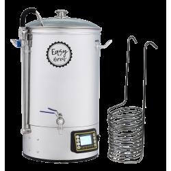 Автоматическая пивоварня Easy Brew-40, с чиллером