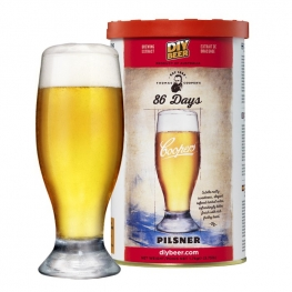 "Пивной экстракт Coopers ""86 Days Pilsner"" 1,7 кг"