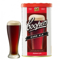 "Пивной экстракт Coopers ""Dark Ale"" 1,7 кг"