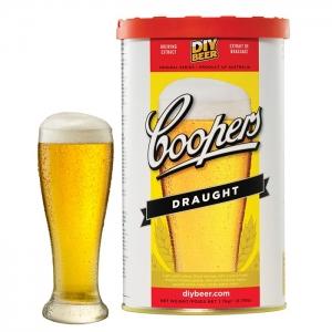 """Пивной экстракт Coopers """"Draught"""" 1,7 кг"""