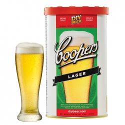 """Пивной экстракт Coopers """"Lager"""" 1,7 кг"""