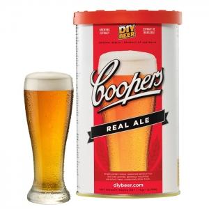 Пивной экстракт Coopers Real Ale 1,7 кг