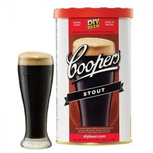 Пивной экстракт Coopers Stout 1,7 кг