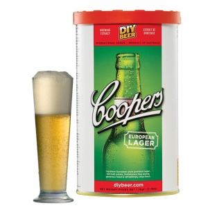 Пивной экстракт Coopers European Lager 1,7 кг