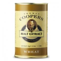 """Неохмеленный солодовый экстракт Coopers """"Wheat"""" (Пшеничный) 1,5 кг"""