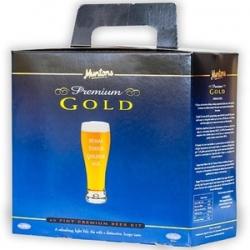 """Пивной экстракт Muntons Premium Gold """"Midas Touch Golden Ale"""" 3,6 кг."""