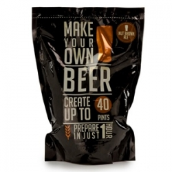 "Пивной экстракт Muntons Make Your Own ""Nut Brown Ale"" 1,8 кг."
