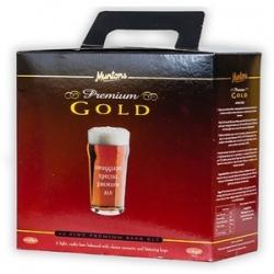 """Пивной экстракт Muntons Premium Gold """"Smugglers Special Premium Ale"""" 3,6 кг."""