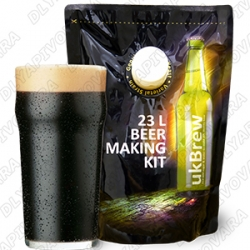 "Пивной экстракт UK BREW ""Stout"" 1,6 кг."