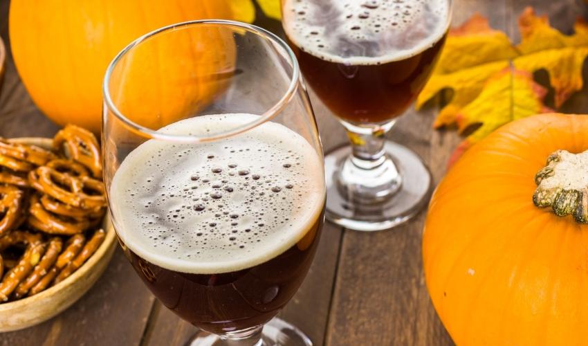 """Рецепт тыквенного пива """"Pumpkin Ale"""""""