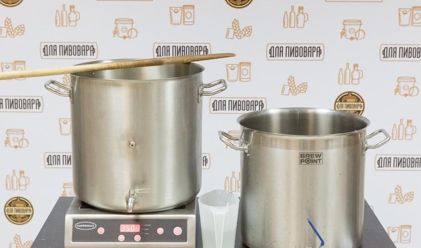 Как варить пиво в домашней пивоварне