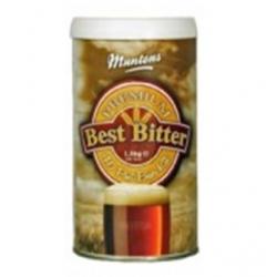 """Пивной экстракт Muntons Premium """"Best Bitter"""" 1,5 кг."""