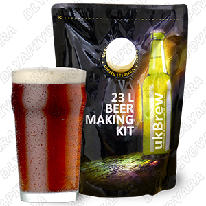 "Пивной экстракт UK BREW ""Bitter Ale"" 1,6 кг."