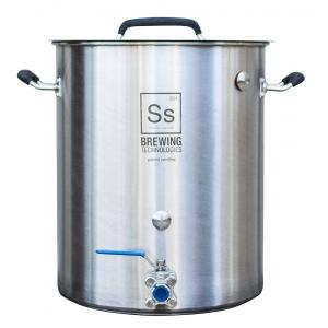 Сусловарочный котёл Ss Brew Kettle 10 (40 л)
