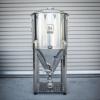 Конический стальной ферментер (ЦКТ) Ss Brewtech Chronical 1 BBL Brewmaster (155 л)