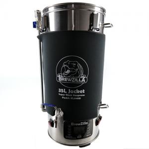 Неопреновый термочехол к сусловарням BrewZilla и Digiboil 35 л