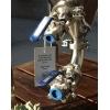 Конический стальной ферментер ЦКТ Ss Brewtech Chronical 14 53 л