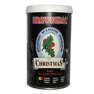 """Пивной экстракт Brewferm """"Christmas"""" 1,5 кг"""