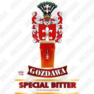 Gozdawa Special Bitter   1,7 кг.