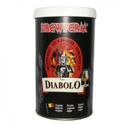 """Пивной экстракт Brewferm """"Diabolo"""" 1,5 кг"""