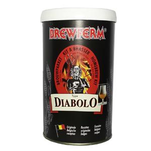 Пивной экстракт Brewferm Diabolo 1,5 кг