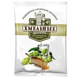 Дрожжи сухие хмельные 100 граммов (Турция)