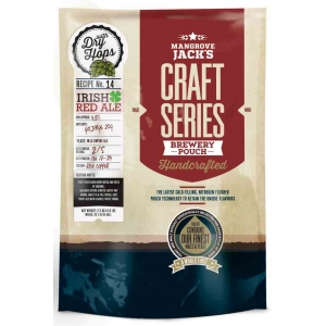 "Солодовый экстракт  Mangrove Jack's Craft Traditional Series ""Irish Red Ale"", 2,2 кг (Новая Зеландия)"
