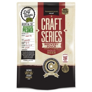 """Солодовый экстракт  Mangrove Jack's Craft Series """"NZ Hopped Pils"""", 2,2 кг (Новая Зеландия)"""