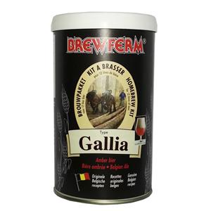 Пивной экстракт Brewferm Gallia 1,5 кг