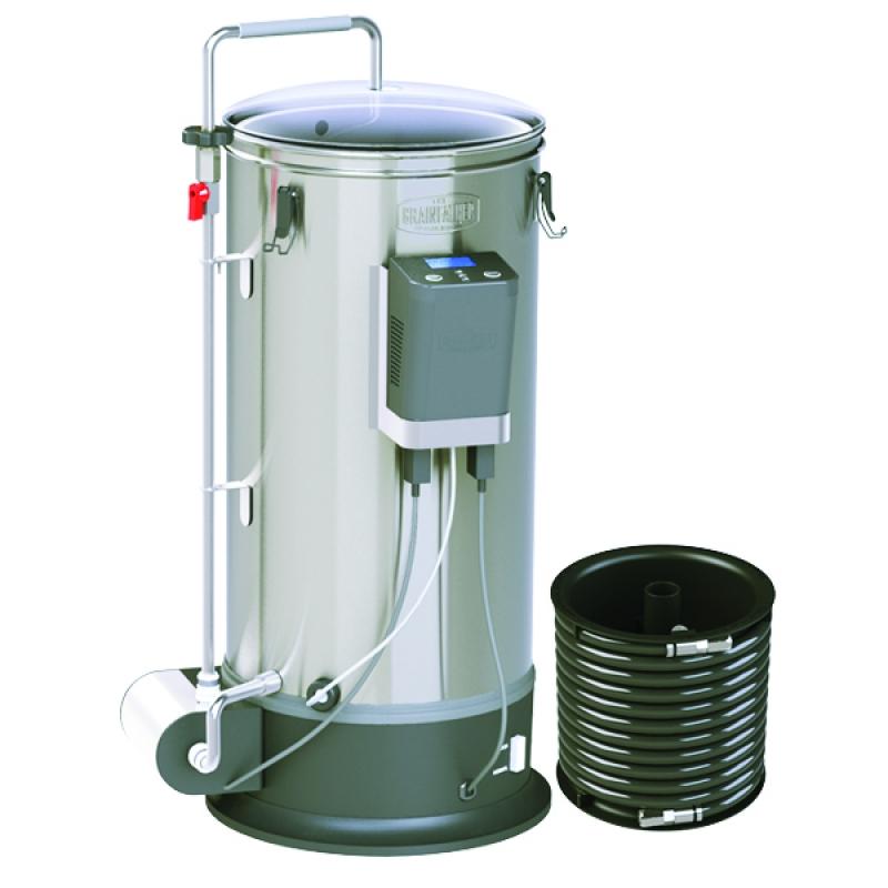 Домашняя пивоварня брожение заказать самогонный аппарат добрый жар