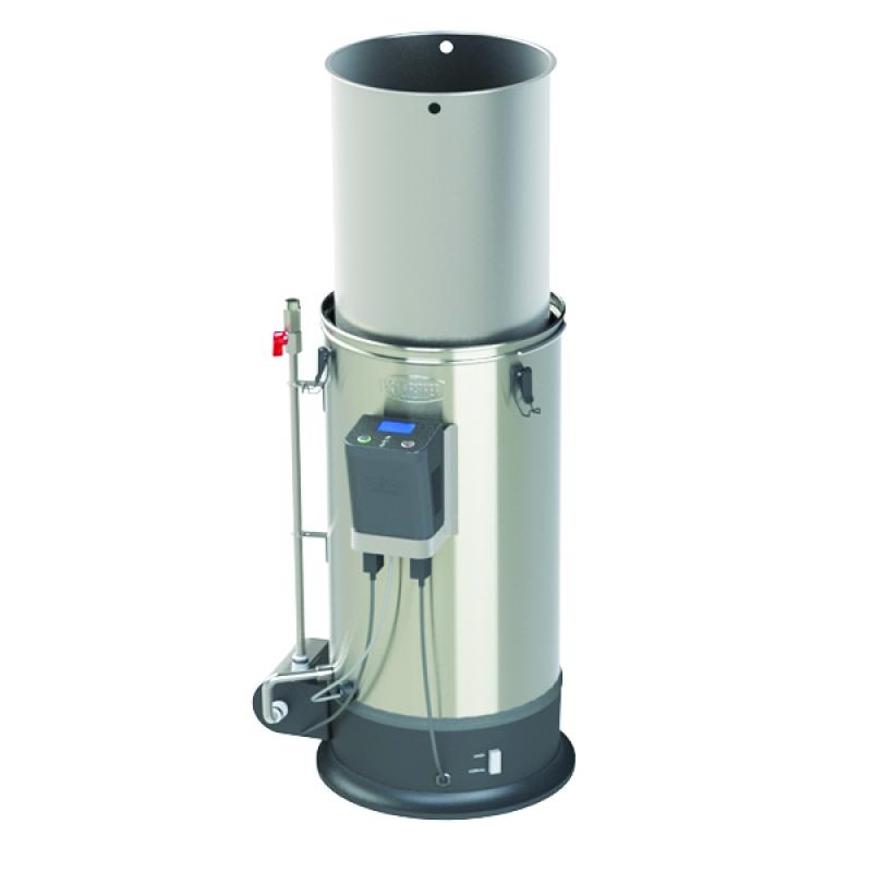 Зерновая пивоварня домашняя самогонный аппарат с рецефицированой калонкой с тарелачками купить