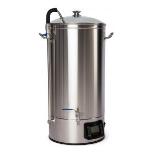 Электрическая пивоварня-сусловарня iBrew 50 Auto без чиллера