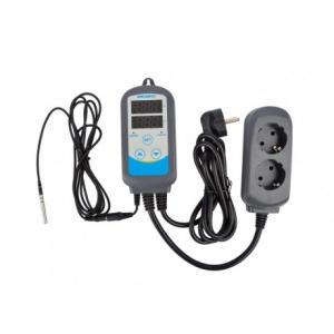 Программируемый контроллер температуры / терморегулятор с таймером Inkbird ITC-310T-B