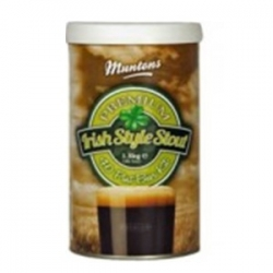 "Пивной экстракт Muntons Premium ""Irish Stout"" 1,5 кг."