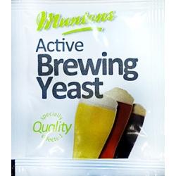 Дрожжи верхового брожения Muntons Standart Yeast, 6 граммов (Англия)