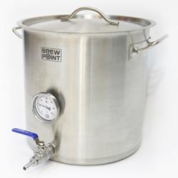 "Сусловарочный котел (мини-пивоварня) ""BREW POINT"" 37 литров."