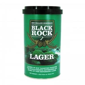 """Солодовый экстракт Black Rock """"Lager"""" 1,7 кг (Новая Зеландия)"""