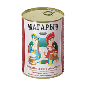 """Концентрат пивного сусла """"Магарыч"""" Лагер 1,36 кг"""