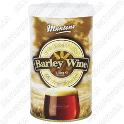 """Пивной экстракт Muntons Premium """"Barley Wine"""" 1,5 кг."""