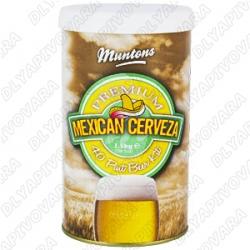 """Пивной экстракт Muntons Premium """"Mexican Cerveza"""" 1,5 кг."""