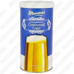 """Пивной экстракт Muntons Professional """"Continental Lager"""" 1,8 кг."""