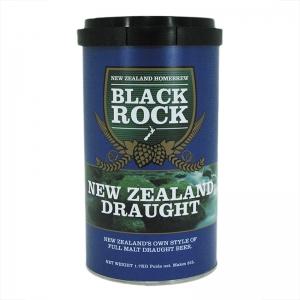 """Солодовый экстракт Black Rock """"New Zealand Draught"""" 1,7 кг (Новая Зеландия)"""