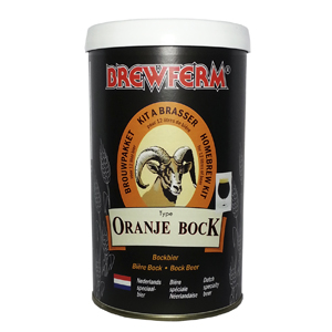 Пивной экстракт Brewferm Oranje bock 1,5 кг
