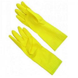 Перчатки защитные резиновые. 1 пара
