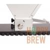 Двухвальцовая мельница/дробилка для солода Hoppy Brew с бункером и подставкой