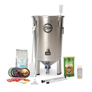 Домашняя пивоварня iBrew Conical Kit, c экстрактом