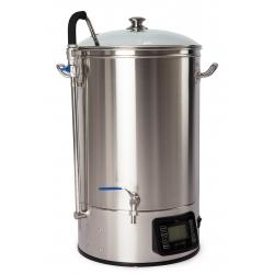 Электрическая пивоварня-сусловарня iBrew 40 Auto с чиллером.