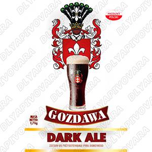 Gozdawa Dark  Ale 1,7 кг.