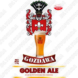 Gozdawa Golden Ale 1,7 кг.
