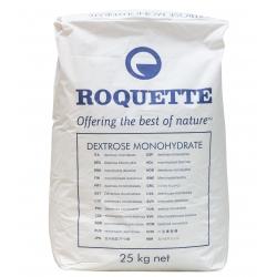 Глюкоза пищевая (Декстрозы моногидрат) мешок 25 кг.